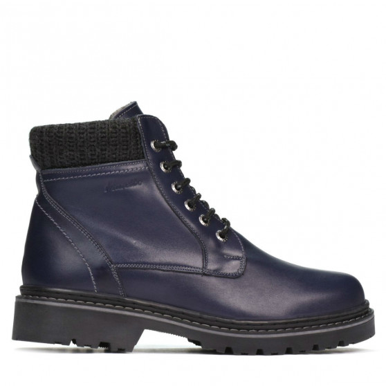 Men boots 471 indigo