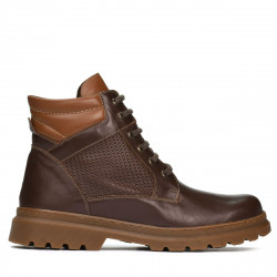 Men boots 4119 cafe combined