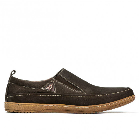 Men casual shoes 745 bufo tdm (Testa di Moro)