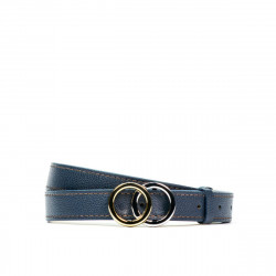 Women belt 14mc biz blue