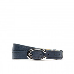 Women belt 15mc biz blue