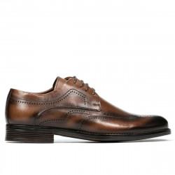 Pantofi eleganti barbati 907 a maro