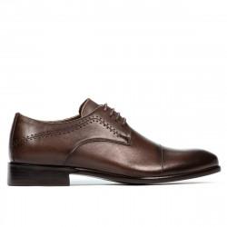Pantofi eleganti barbati 822 a cafe