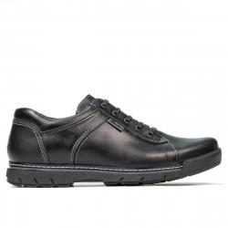 Men sport shoes 834 black
