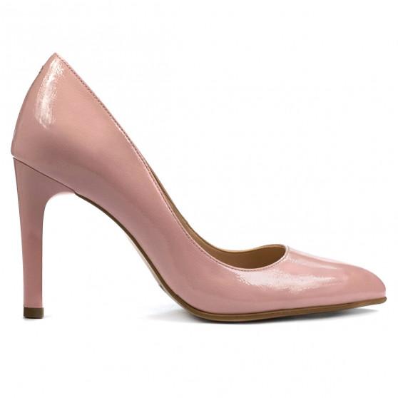 Pantofi eleganti dama 1276 lac roz