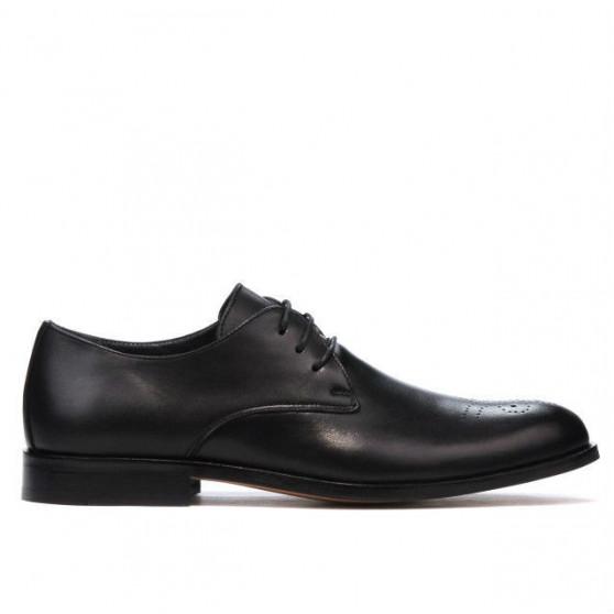 Pantofi eleganti barbati ( marimi mari) 878m negru