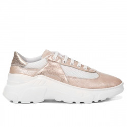 Women sport shoes 6015 pudra pearl combined