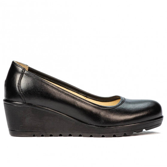 Pantofi casual dama 6021 negru