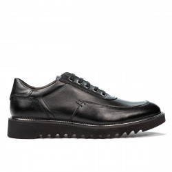 Men casual shoes 909 black
