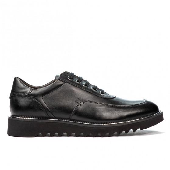 Pantofi casual barbati 909 negru