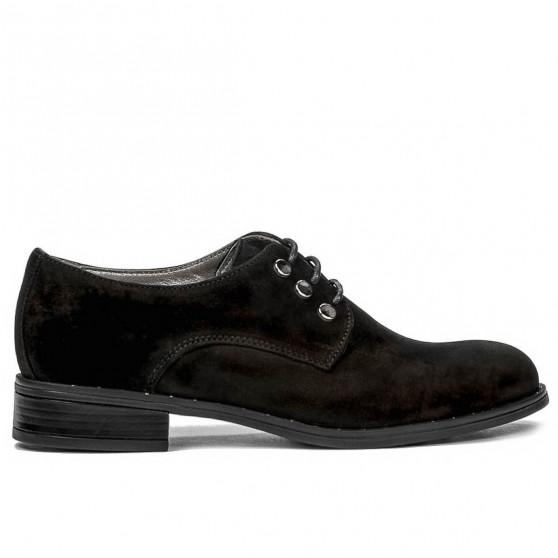 Pantofi casual dama 6020 bufo negru