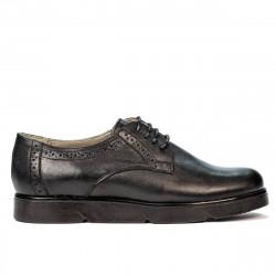 Pantofi casual dama 6022 negru
