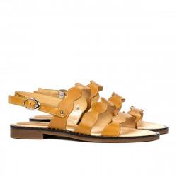 Women sandals 5069 camel