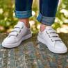 Pantofi sport barbati 893sc alb scai lifestyle