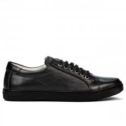 Women sport shoes 695 gray pearl