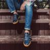Pantofi sport barbati 893sc indigo scai