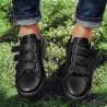Men sport shoes 893sc black scai