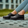 Women casual shoes 6018 black