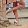 Pantofi eleganti dama 1276 capucino sidef