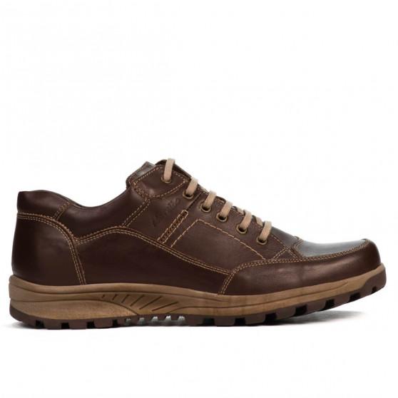 Pantofi sport barbati 853 maro