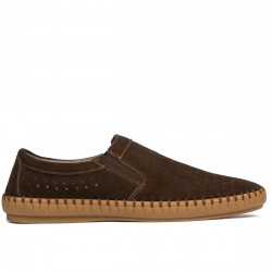 Men loafers, moccasins 820 bufo cafe