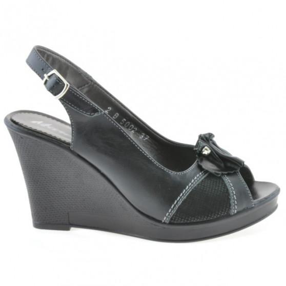 Women sandals 5002 black
