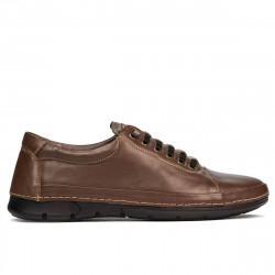 Men sport shoes 910 brown