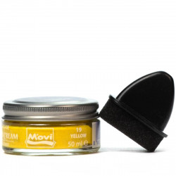 Leather care cream – 32a yellow