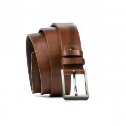 Men belt 14b brown 01
