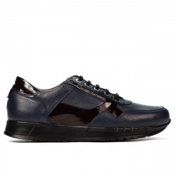 Pantofi casual/sport barbati 916 indigo combined