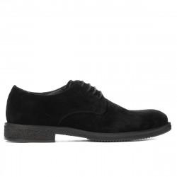 Pantofi casual/eleganti barbati 918 black velour