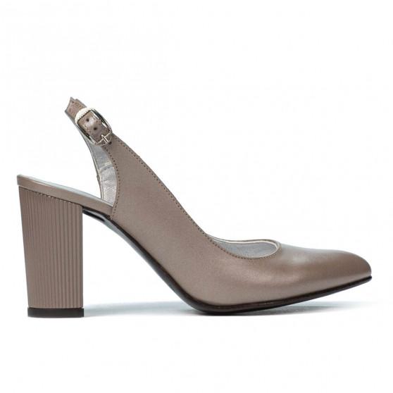 Sandale dama 1281 capucino sidef