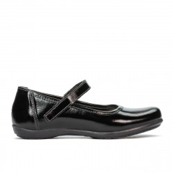 Children shoes 151-1 patent black