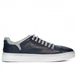 Men sport shoes 913 indigo