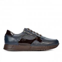 Pantofi casual/sport barbati 916-1 indigo combined