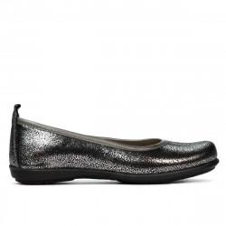 Pantofi copii 100-1 argintiu sidef
