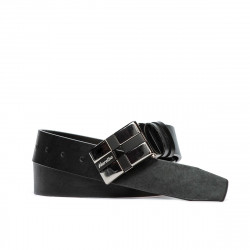 Men belt 22b black