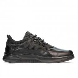 Pantofi casual/sport barbati 917 negru