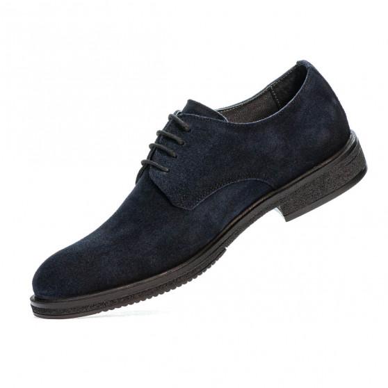 Pantofi casual/eleganti barbati 918 indigo velur