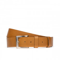 Men belt / women 01b brown camel