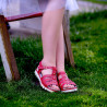 Women sandals 5032 red