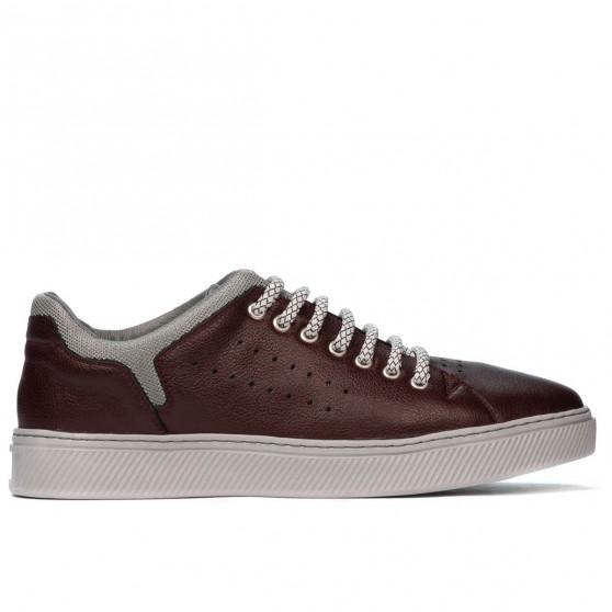 Pantofi sport barbati 913 bordo