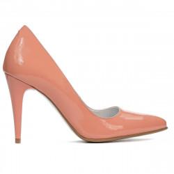 Pantofi eleganti dama 1246 somon
