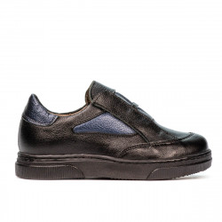 Small children shoes 70c black combined