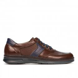 Pantofi casual/sport barbati 919 brown combined