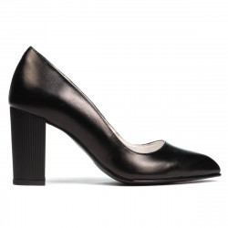 Women stylish, elegant shoes 1278 black