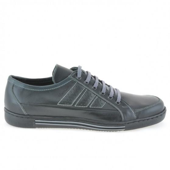 Men sport shoes 703 black