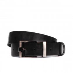 Men belt 04b black