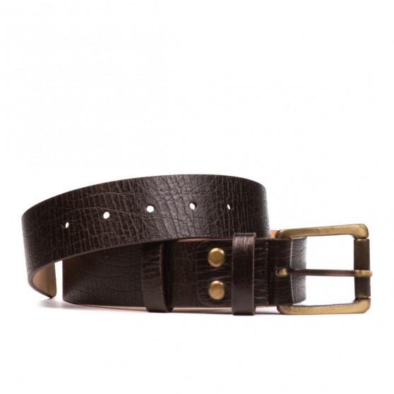 Men belt 06b brown