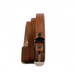 Women belt 03m brown